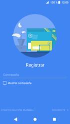 Sony Xperia XZ1 - E-mail - Configurar correo electrónico - Paso 8