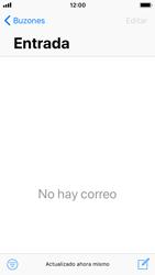 Apple iPhone SE - iOS 11 - E-mail - Escribir y enviar un correo electrónico - Paso 3