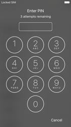 Apple iPhone 5s iOS 10 - Primeros pasos - Activar el equipo - Paso 4