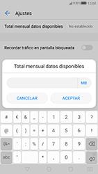 Huawei P10 - Internet - Ver uso de datos - Paso 7