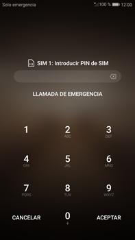 Huawei Mate 9 - Primeros pasos - Activar el equipo - Paso 3