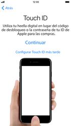 Apple iPhone 6s iOS 11 - Primeros pasos - Activar el equipo - Paso 11