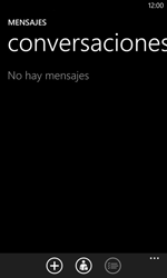 Nokia Lumia 520 - MMS - Configurar el equipo para mensajes de texto - Paso 4