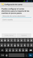 BQ Aquaris 5 HD - E-mail - Configurar correo electrónico - Paso 5