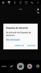 Samsung Galaxy S7 - Red - Uso de la camára - Paso 5