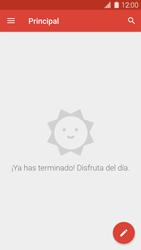 Samsung G900F Galaxy S5 - E-mail - Configurar Gmail - Paso 4