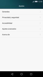 Huawei P8 Lite - Internet - Configurar Internet - Paso 20