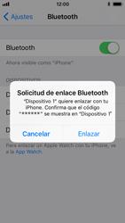 Apple iPhone 5s - iOS 11 - Connection - Conectar dispositivos a través de Bluetooth - Paso 6