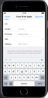 Apple iPhone SE - iOS 11 - Aplicaciones - Tienda de aplicaciones - Paso 16