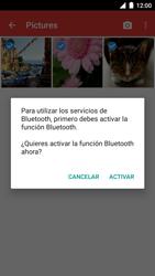 BQ Aquaris U - Connection - Transferir archivos a través de Bluetooth - Paso 10