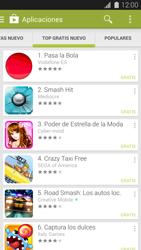 Samsung G900F Galaxy S5 - Aplicaciones - Descargar aplicaciones - Paso 11