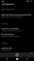 Microsoft Lumia 640 - E-mail - Configurar correo electrónico - Paso 4