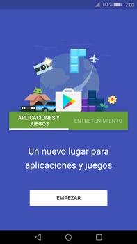 Huawei Mate 9 - Aplicaciones - Descargar aplicaciones - Paso 3