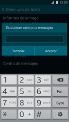 Samsung G900F Galaxy S5 - MMS - Configurar el equipo para mensajes de texto - Paso 8