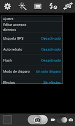 Samsung I8260 Galaxy Core - Red - Uso de la camára - Paso 8