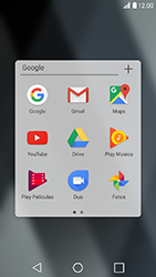 LG K10 (2017) - E-mail - Configurar Gmail - Paso 3