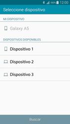 Samsung A500FU Galaxy A5 - Connection - Transferir archivos a través de Bluetooth - Paso 14