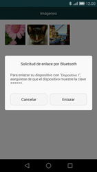Huawei Ascend G7 - Connection - Transferir archivos a través de Bluetooth - Paso 12