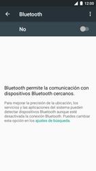 BQ Aquaris U - Connection - Conectar dispositivos a través de Bluetooth - Paso 5
