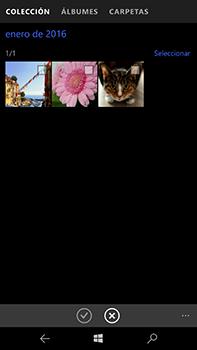 Microsoft Lumia 950 XL - MMS - Escribir y enviar un mensaje multimedia - Paso 10