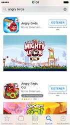 Apple iPhone 5s iOS 10 - Aplicaciones - Descargar aplicaciones - Paso 13