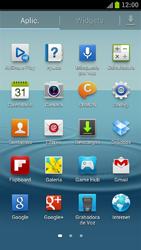 Samsung I9300 Galaxy S III - E-mail - Configurar correo electrónico - Paso 3